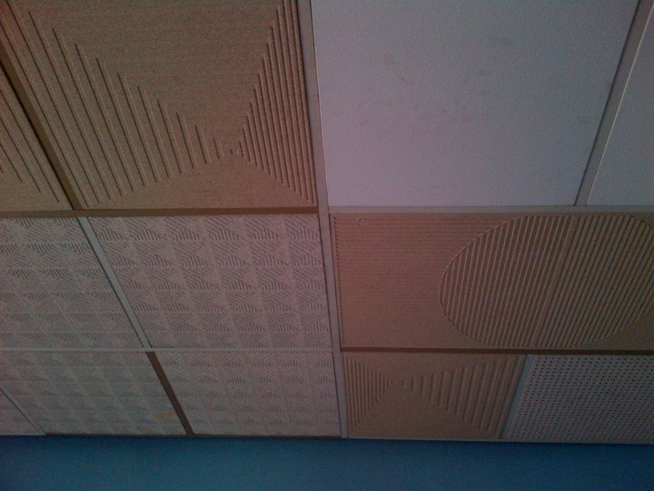 Vermiculite Suspended Ceiling And Epoxy Flooring ...