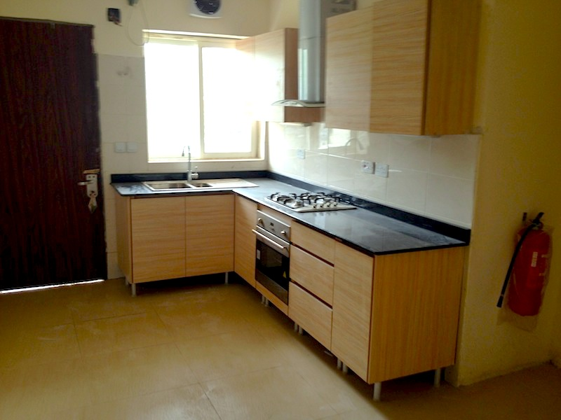 Eccentric wardrobes and kitchens designs customised to for Kitchen designs in nigeria