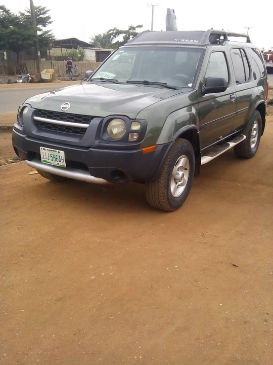 nissan xterra 2002 model for sale n950k autos nigeria. Black Bedroom Furniture Sets. Home Design Ideas