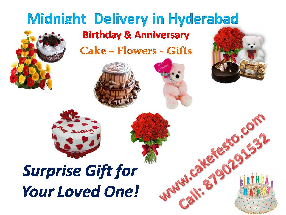 Flowers And Cakes Delivery In Hyderabad Secunderabad Combo Gifts Online