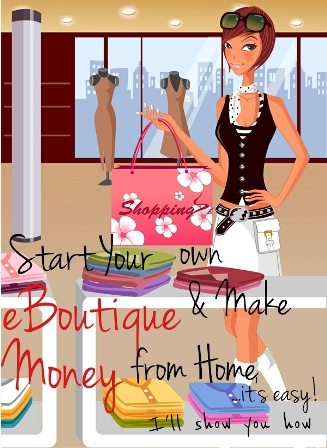 how to make an online boutique