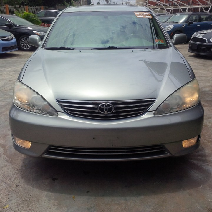 2005 Toyota Camry Transmission: SOLD! Tokunbo 2005 Toyota Camry XLE Xtremely Clean
