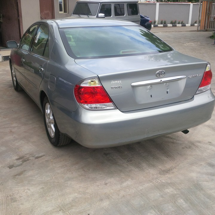 sold tokunbo 2005 toyota camry xle xtremely clean autos nigeria. Black Bedroom Furniture Sets. Home Design Ideas