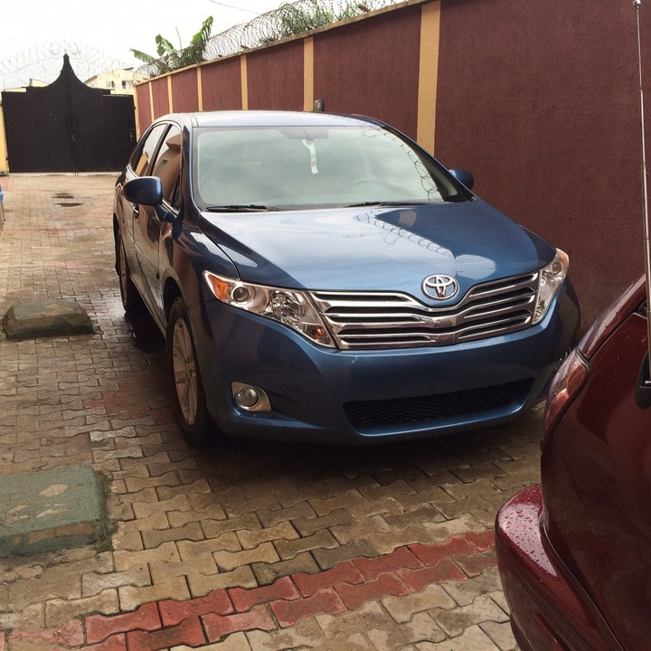 2009 Toyota Venza Camshaft: DISTRESS SALES ! 2009 Toyota Venza For N3.850m