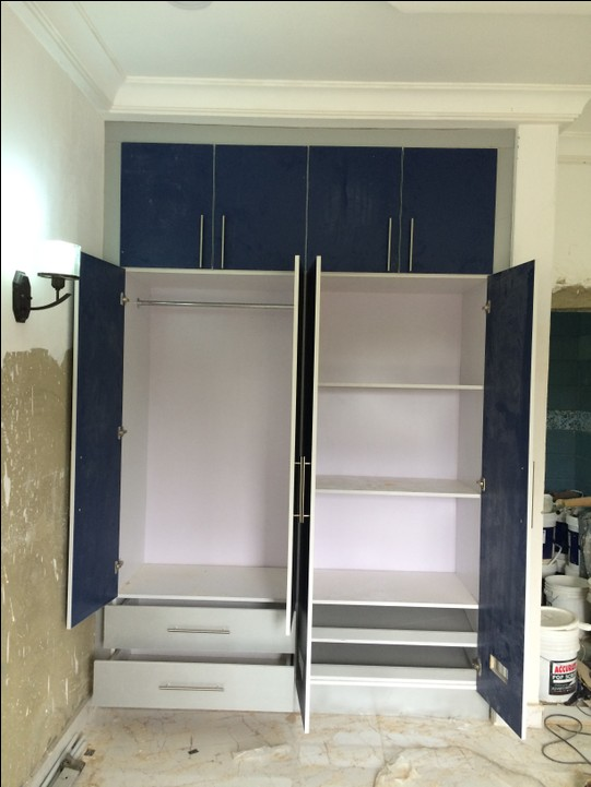 Kitchen cabinets wardrobes doors touchstone design for Door design nigeria