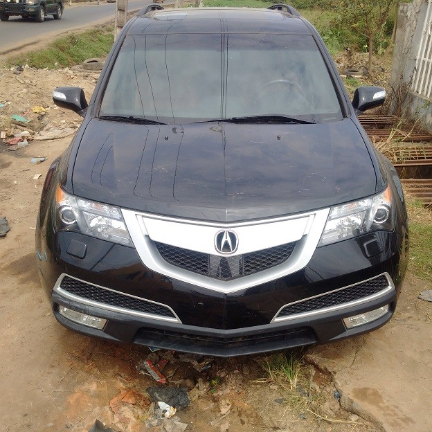 SOLD 2010 Model Acura Mdx Available Forsale-navigation