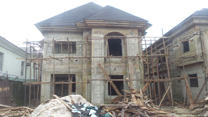 """The Making Of The Port Harcourt """"Duplex + 4 Flats"""