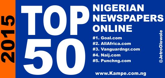 nigerian papers online Today most leading newspapers in nigeria have online editions this means you can read latest news from major nigerian newspapers online free in this page, you will find links to online editions of major newspapers in nigeria therefore, to catch up with latest news about nigeria on the internet, visit these websites.