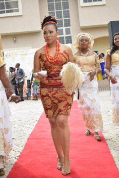 A Picture Gallery Of Igbo Traditional Marriage Ceremony \