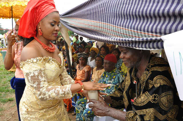 7ba3c9f1da9 A Picture Gallery Of Igbo Traditional Marriage Ceremony
