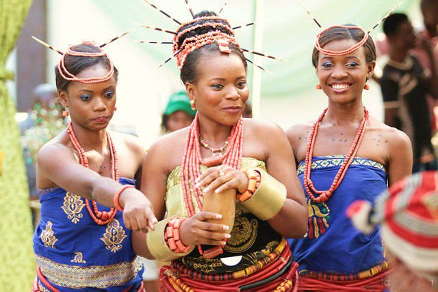 A Picture Gallery Of Igbo Traditional Marriage Ceremony