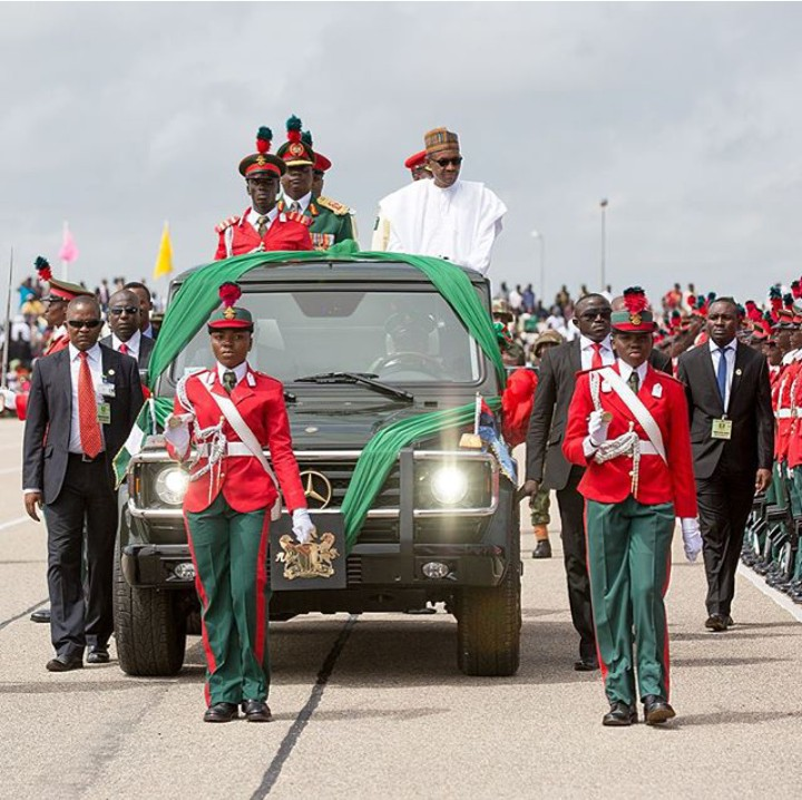 See Exclusive Photos from NDA passing out parade yesterday>>>
