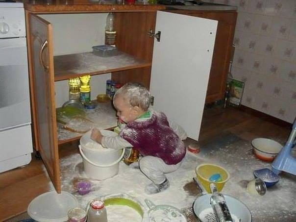 Image result for kids destroying house