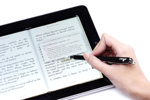 soft for writers on ipad
