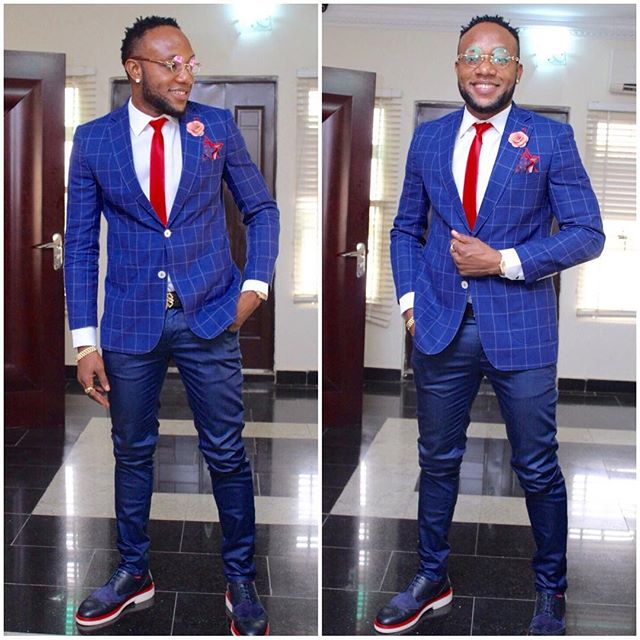 Why do you praise Rihanna's fashion but slam mine? – Kcee asks his fashion critics