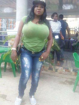 Consider, that Nigerian big breast sorry