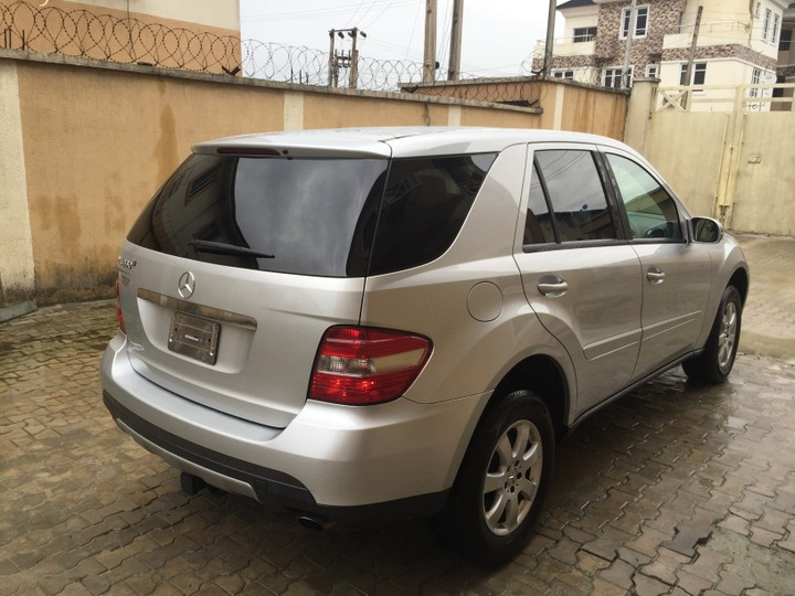 2006 mercedes benz ml 350 price 4 1 autos nigeria for Mercedes benz m350 price