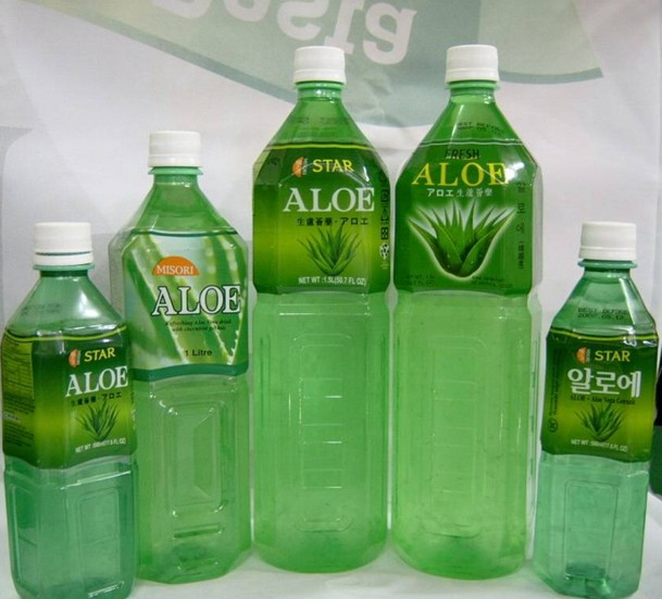 Is aloe water good for you