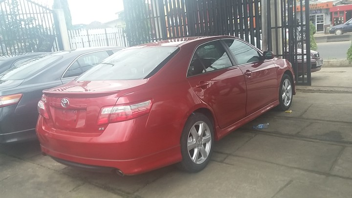 2015 Toyota Camry For Sale >> Toyota Camry MUSCLE Sport - Edition 2007/08 Model - Autos ...