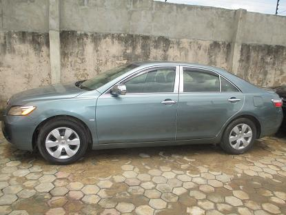 a neat toyota camry 2008 model 1750m autos nigeria. Black Bedroom Furniture Sets. Home Design Ideas
