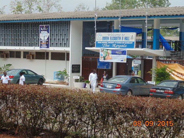 Beauty of knust kumasi ghana pictures travel nigeria for Beauty residence