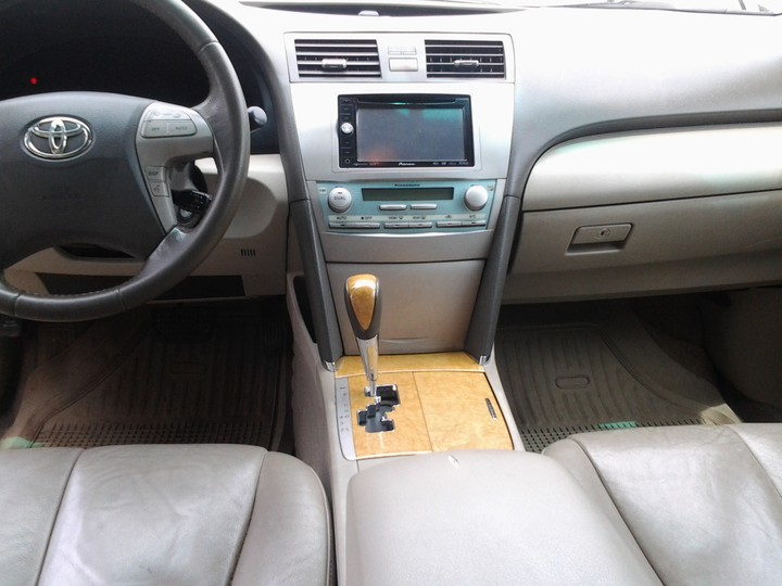 clean registered 2008 toyota camry spider xle with leather seats autos nigeria. Black Bedroom Furniture Sets. Home Design Ideas