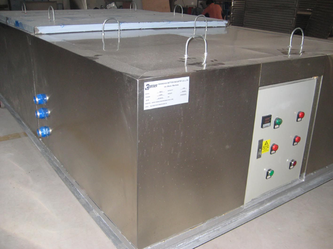 China Supplier Of Ice Block Mahine Business To Business