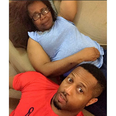 Image result for Mike Ezuruonye MOTHER