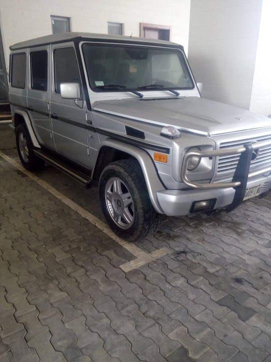 SOLD!!!SOLD!!! Mercedes G Class now N 3 8m Negotiable in