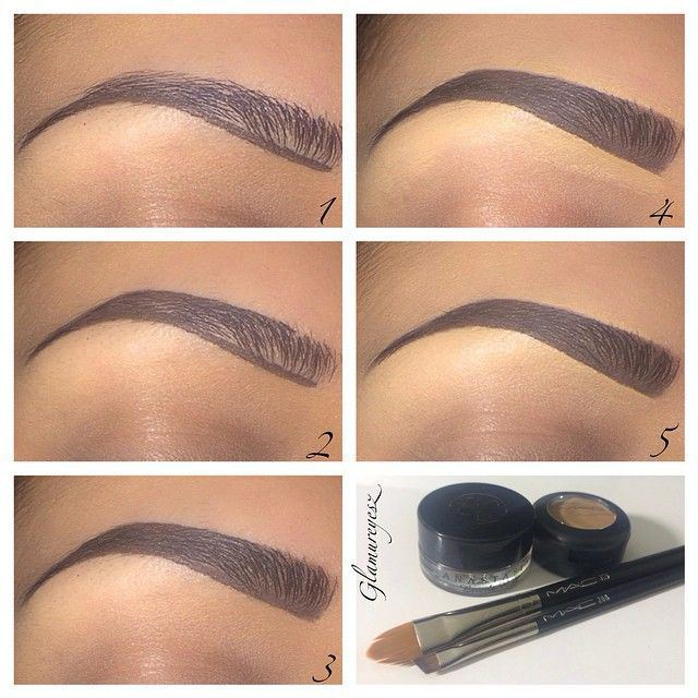 5 Simple Steps To Shape Your Brow Yourself Fashion Nigeria