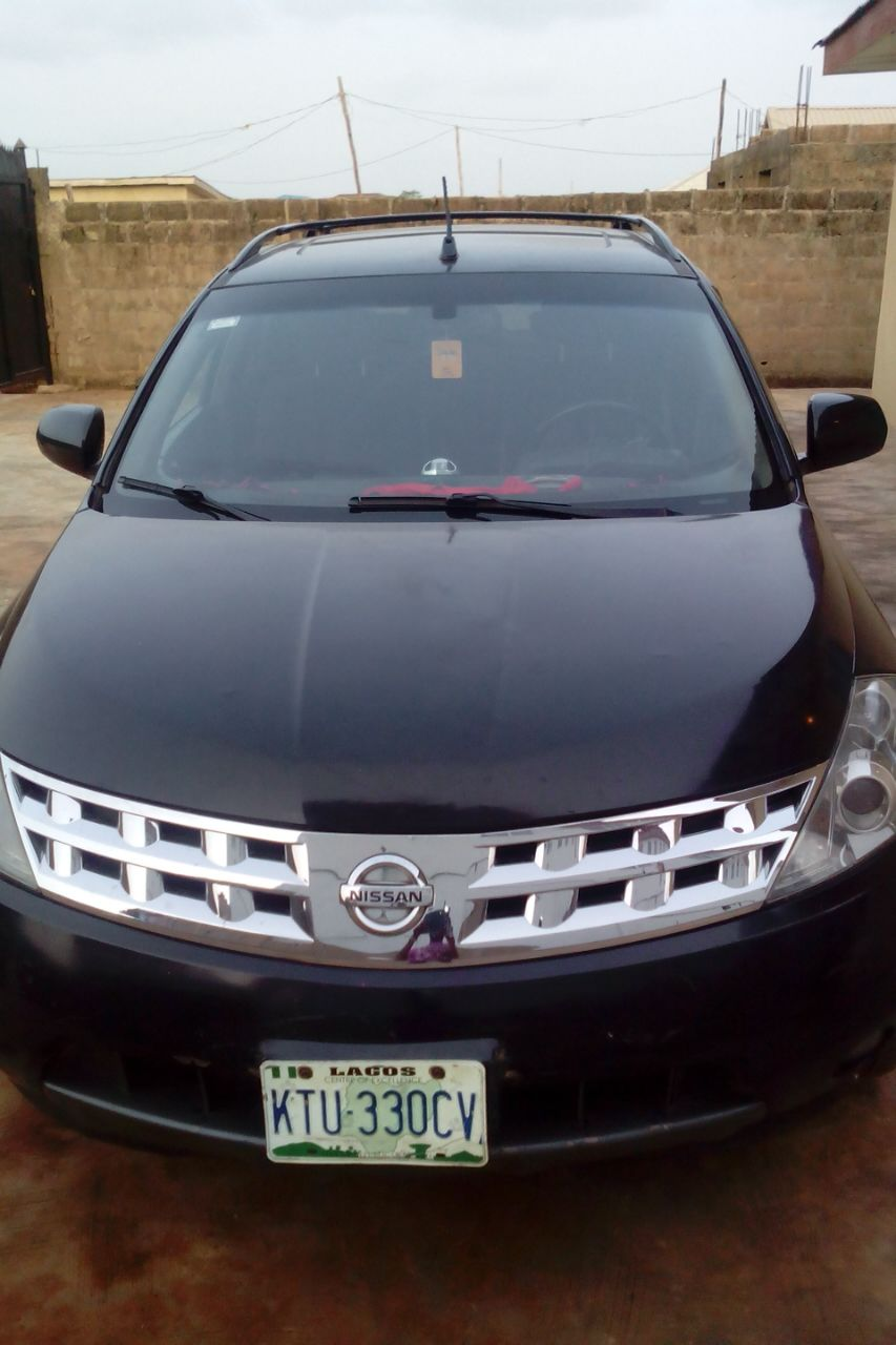 2004 nissan murano jeep for sell 950k autos nigeria. Black Bedroom Furniture Sets. Home Design Ideas