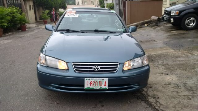 2001 Toyota Camry Xle Factory Loaded. 1.2m - Autos - Nigeria