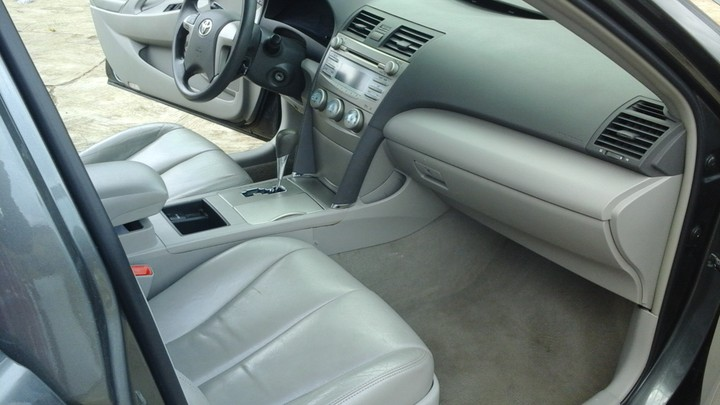 2009 Camry Le Leather Interior With 81k Miles Autos Nigeria