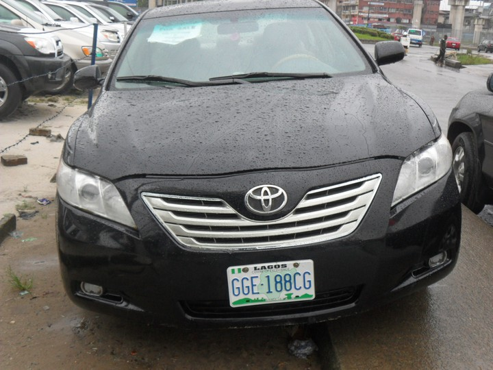 toyota camry 2008 in port harcourt at a give away price autos nigeria. Black Bedroom Furniture Sets. Home Design Ideas