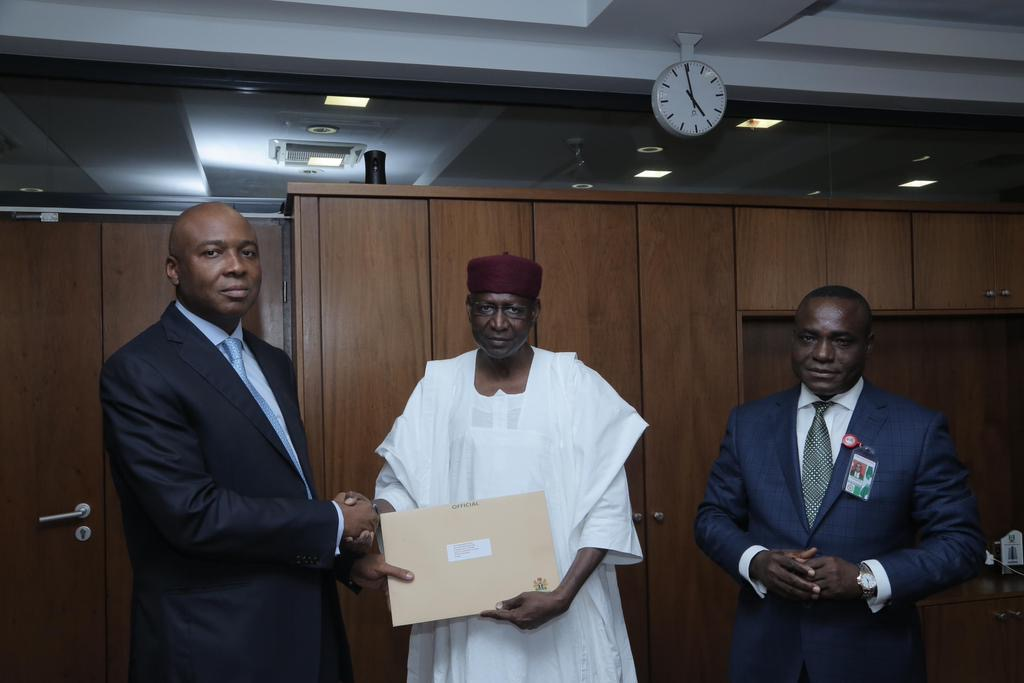 Bukola Saraki now has Buhari's Ministerial List
