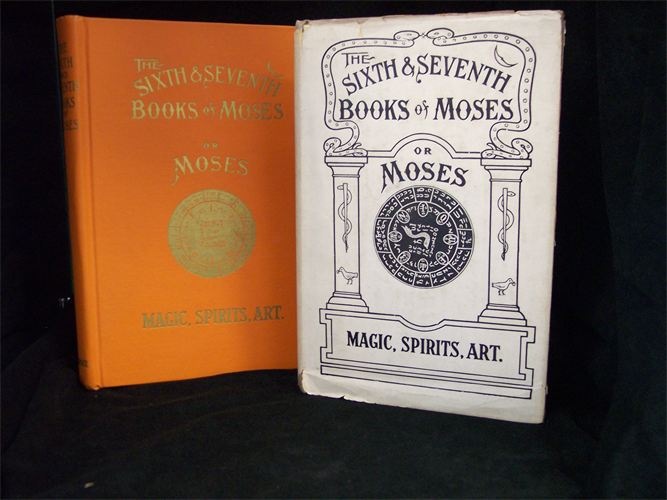 book music moses seven of