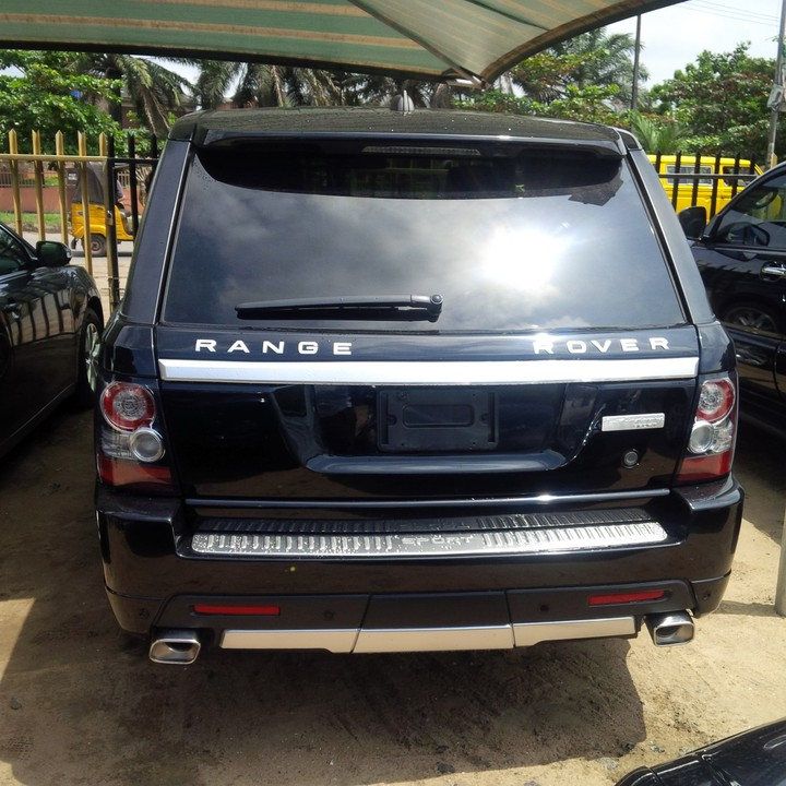 Land Rover 2010 Price: 2008 Range Rover Sport Upgraded To 2012 Autobiography