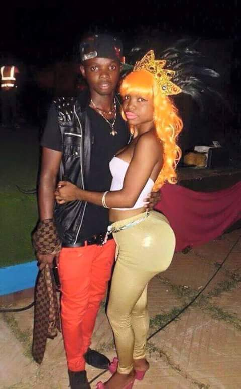 NIGERIAN VERSION OF MEEK MILL AND FUCKMATE NICKI MINAJ