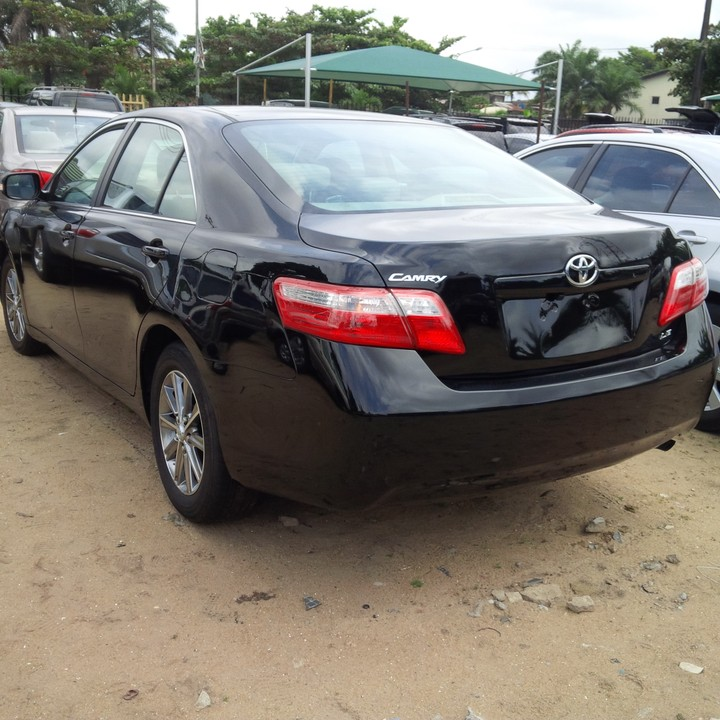 2008 toyota camry upgraded to 2010 autos nigeria. Black Bedroom Furniture Sets. Home Design Ideas