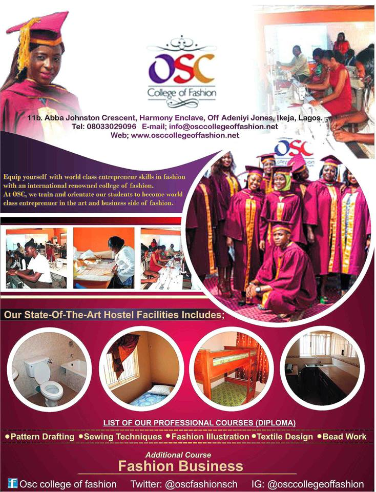 Fashion school in lagos 41