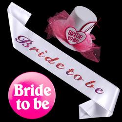 9bd44f49c5a Bridal   Baby Shower Accessories