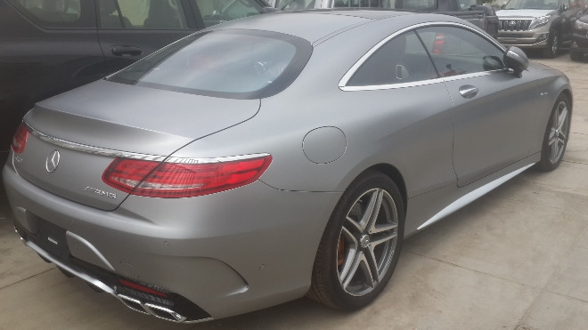 2015 mercedes benz s class s63 amg price 50 700 000 for Mercedes benz s63 price