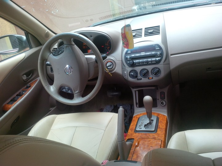 Extremely Clean 2005 Nissan Altima With Leather Interior,fully Loaded    Autos   Nigeria