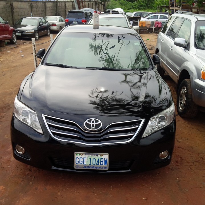 2010 Toyota Camry For Sale: 2010 Toyota Camry Registered For Sale