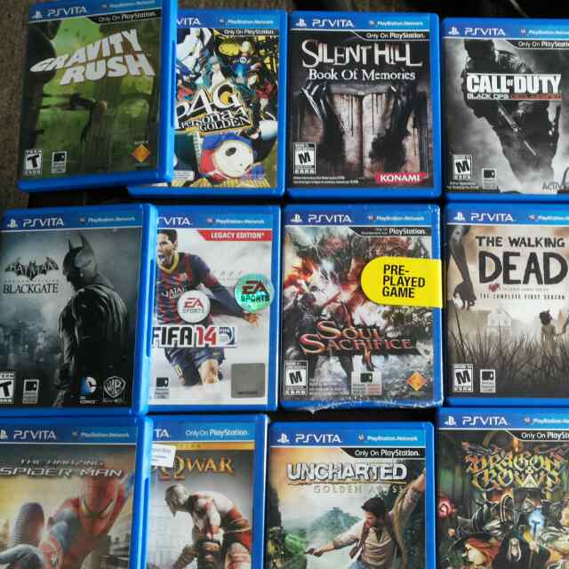 Ps Vita Games All Top Games Available Video Games And Gadgets For Sale Nigeria