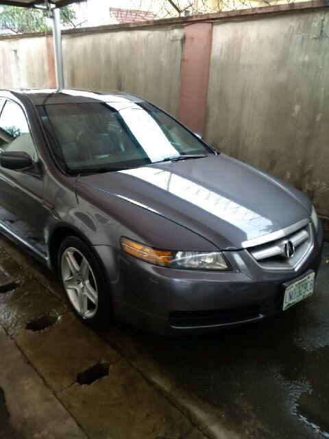 Acuraextremely Sharp Reg Acura TL Lagos Based Giveaway - Acura 2004 tl price