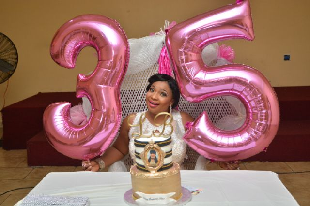 Photos From Laide Bakare S 35th Birthday Party In The Us