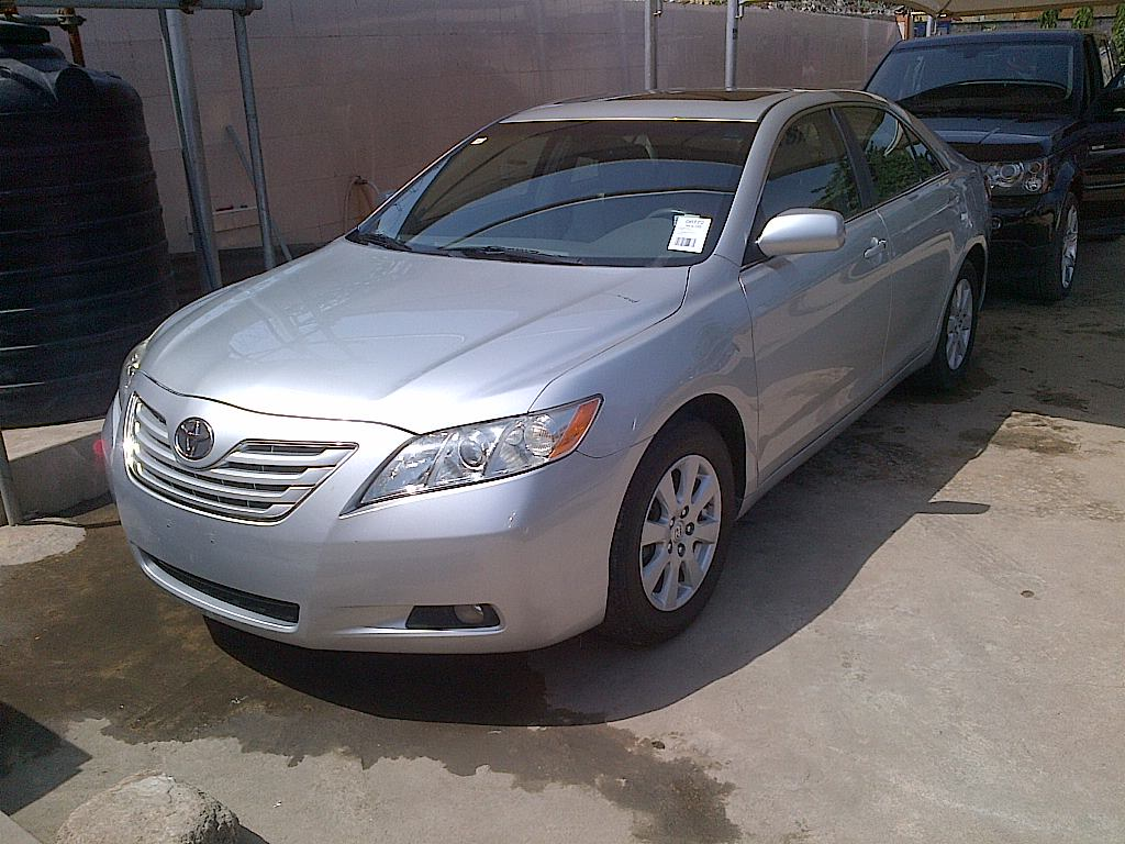 tokunbo 2008 toyota camry xle autos nigeria. Black Bedroom Furniture Sets. Home Design Ideas