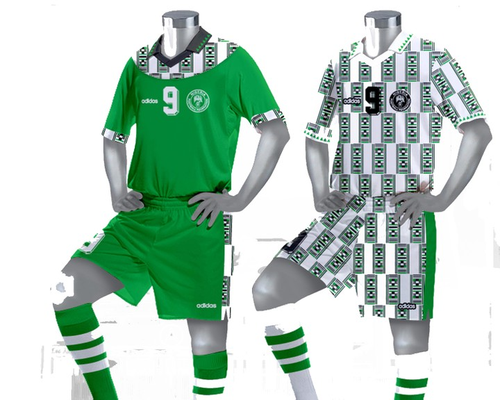 Help Where Can I Get The Classic Nigeria Jersey Of Usa 1994 Worldcup Sports Nigeria