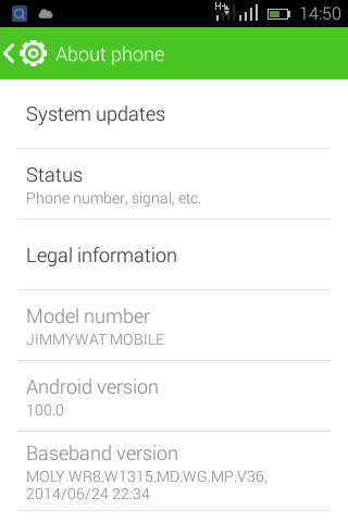 how to change the name of you phone
